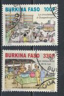 °°° BURKINA FASO - MI 1956/57 - 2012 °°° - Burkina Faso (1984-...)