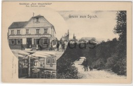 Germany - Gruss Aus Spich - Gasthaus - Koeln