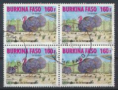 °°° BURKINA FASO - Y&T N°1382 - 2011 °°° - Burkina Faso (1984-...)