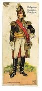 CHROMO IMAGE CHOCOLAT LOMBART SOLDAT N°70 BERNADOTTE - Lombart