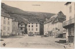15 - CHAUDESAIGUES - Place Du Marché - TBE - Other Municipalities