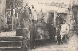 15 - CHAUDESAIGUES - La Fontaine Du Par - Other Municipalities