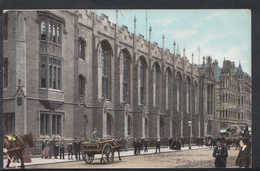 Warwickshire Postcard - King Edward's Grammar School, Birmingham  DC767 - Birmingham