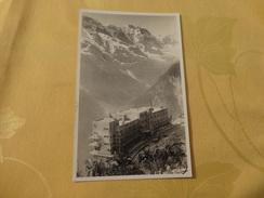 Mürren - Sport - Hotel Edelweiss /  Hotel  Alpina (1259) - BE Berne