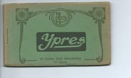 Ieper Ypres ( 12 Kaarten ) - Ieper