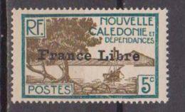 NOUVELLE CALEDONIE       N° YVERT  :     199     NEUF SANS CHARNIERE        ( N   1090     ) - Nouvelle-Calédonie