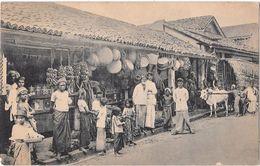 SRI-LANKA (Ceylan )  -- Colombo Native Shops - Sri Lanka (Ceylon)