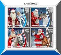 SIERRA LEONE 2017 - Christmas. Official Issue. - Kerstmis