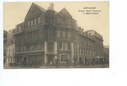Espalion Grand Hôtel Moderne ( Recommandation Voir Dos ) - Espalion