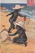 Amusante CPA  SAND COONS    Raphael Tuck - Künstlerkarten