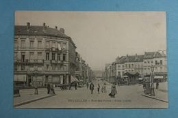 Bruxelles Rue Des Palais Place Liedts - Lanen, Boulevards