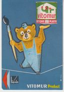 Buvard Vitomur - Peintures