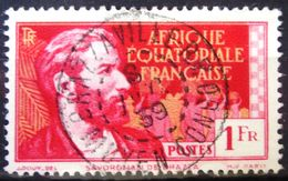 A.E.F              N° 52              OBLITERE - A.E.F. (1936-1958)