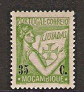 001378 Mozambique 1933 35c MNH - Mozambique