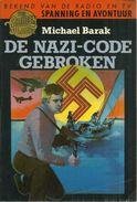 DE NAZI-CODE GEBROKEN - MICHAEL BARAK - GOLDEN LABEL PAPERBACK N° 23 - Uitg. K-TEL - Horrors & Thrillers