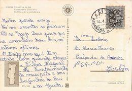 Portugal  & Postal, Cloisters Of The Cathedral, Viseu, Paranhos For Lisbon 1971 (574) - Lettere