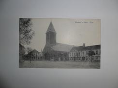 Wacken  (  Wakken)   :   Kerk - Post - Dentergem