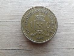Antilles  Neerlandaises  1  Gulden  1989   Km 37 - Netherland Antilles