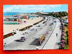 Cartolina Riviera Di Rimini - Lungomare - 1962 - Rimini