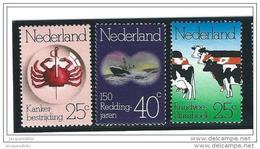 Nederland  ....  NVPH  ....     1052/1054     ....   **  ....  Postfris .... MNH ....  Postfrisch .... Neuf ** - Periode 1949-1980 (Juliana)