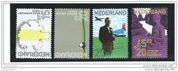 Nederland  ....  NVPH  ....    992/995     ....   **  ....  Postfris .... MNH ....  Postfrisch .... Neuf ** - Periode 1949-1980 (Juliana)