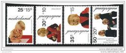 Nederland  ....  NVPH  ....     1020/1023       ....   **  ....  Postfris .... MNH ....  Postfrisch .... Neuf ** - Periode 1949-1980 (Juliana)