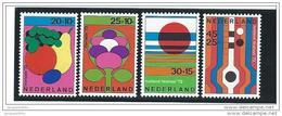 Nederland  ....  NVPH  ....     1003/1006     ....   **  ....  Postfris .... MNH ....  Postfrisch .... Neuf ** - Periode 1949-1980 (Juliana)