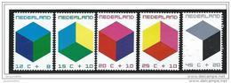 Nederland  ....  NVPH  ....    978/982       ....   **  ....  Postfris .... MNH ....  Postfrisch .... Neuf ** - Periode 1949-1980 (Juliana)