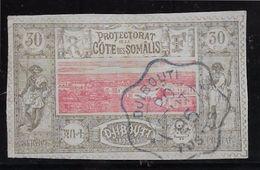 Cote Des Somalis N°13 - Oblitéré - TB - Côte Française Des Somalis (1894-1967)