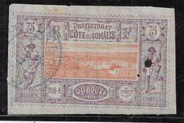 Cote Des Somalis N°16 - Oblitéré - TB - Côte Française Des Somalis (1894-1967)