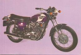 MOTO TRIUMPH T 150 TRIDENT - Motorräder