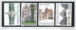 Nederland  ....  NVPH  ....     1068/1071        ....   **  ....  Postfris .... MNH ....  Postfrisch .... Neuf ** - Periode 1949-1980 (Juliana)