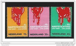 Nederland  ....  NVPH  ....    975/977      ....   **  ....  Postfris .... MNH ....  Postfrisch .... Neuf ** - Periode 1949-1980 (Juliana)