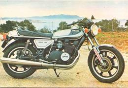 MOTO YAMAHA 750 XS - Motorräder