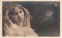 CPA - Portrait D' Artiste - Madd Minty - Par Walery - Jolie Jeune Femme Pretty Young Lady - Théâtre Folies Bergère - Artistas