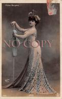 CPA - Portrait D' Artiste - Joly - Par Walery - Jolie Jeune Femme Pretty Young Lady - Théâtre Folies Bergère - Artiesten