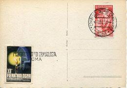 26388 Italia,special Postmark 1938 First Criminology Congress, Premier Congres Criminologie,criminologia - Police - Gendarmerie