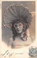 CPA - Portrait D' Artiste - Alice Lefèvre - Par Walery - Jolie Jeune Femme Pretty Young Lady - Théâtre Moulin Rouge - Artistas