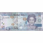 TWN - CAYMAN ISLANDS 38d - 1 Dollar 2010 Prefix D/4 UNC - Cayman Islands