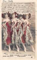 CPA - Portrait D' Artiste - Miss Haslam Wood Mac Sprit Cairns - Par Walery - Danseuses - Théâtre Alcazar D'été - Artiesten