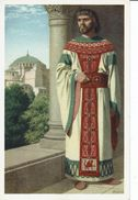 CROISADE-BEAUDOUIN IX EMPEREUR DE CONSTANTINOPLE-religion-ILLUSTRATEUR HUENS- - Histoire