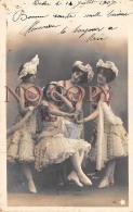 CPA - Portrait D' Artiste - Actrices Danseuses Par Walery - Jolie Jeune Femme Pretty Young Lady - Théâtre 1907 - Artiesten