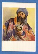 7803 Tajikistan Tajik With A Bowl Painting By P.P. Benkov Edition 1969 - Tajikistan