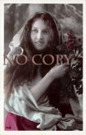 CPA Fantaisie - Portrait D' Artiste Par Walery - Jolie Jeune Femme Pretty Young Lady - Théâtre Actrice - Artistes
