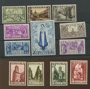 Grande Orval De 1933  363/374  **   Cote 3100 E - Belgique