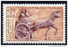 "FR YT 1378 "" Journée Du Timbre "" 1963 Neuf** - Unused Stamps"