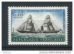 "FR YT 1446  "" Journée Du Timbre "" 1965 Neuf** - Unused Stamps"