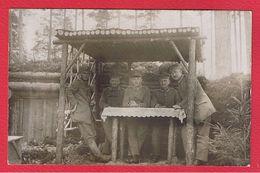 Environs De Styr-Stochod  --  Carte Photo -- Campement Soldats Allemands  -73 Landw Regt --7/5/1917 - Ukraine
