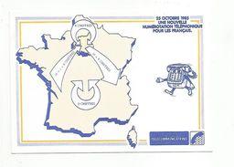 TELEPHONIE PUBLICITE PTT TELECOMMUNICATIONS 1985 - Advertising