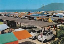 MARINA DI CARRARA : Camping (voitures Seat Etc....) - Carrara